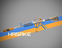 CS:GO Skin   M4A1-S Hasake