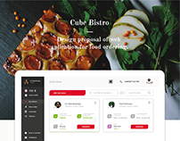 CB web app design
