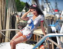 La Marinatetta Pin Up