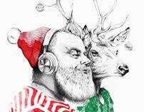 Santa's Festive Mixtape - SM015