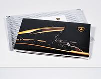 Beauty Unfolds Invitation | Front | Lamborghini
