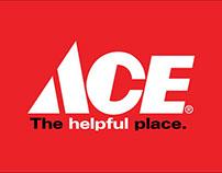 ACE Logo Bumper