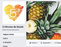 5 Minutos de Saúde - Resultado no Facebook