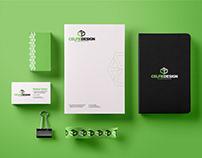 Celfie Design Brand Identity
