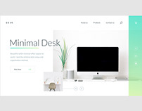 Desk Web UI