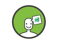 Sistemas iconográficos para Banco Popular