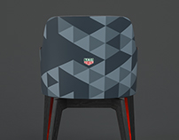 TAG Heuer Chair