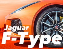 Jaguar F-Type SVR | 23 August 2016