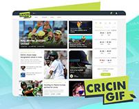 Cricingif Web Platform