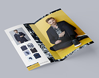 Bestseller Homme/Femme catalogue mailer