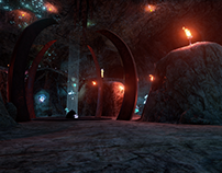 Initia: Elemental Arena Void Caves
