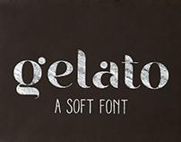 Gelato Soft (free font)