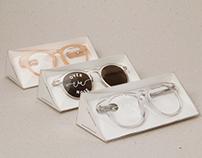 Over The Nose — Eyewear Packaging Design