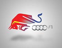 2018 Audi Red Bull F1