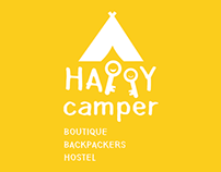 "Happy camper ""Boutique Backpackers Hostel """