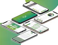 Green.In - Mobile App