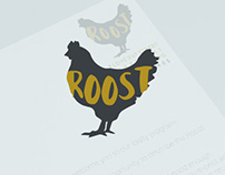Roost Cafe | Corporate Identity