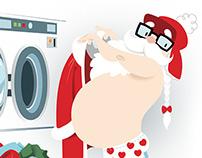 Christmas Laundry Service