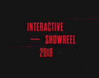 Interactive Showreel 2018