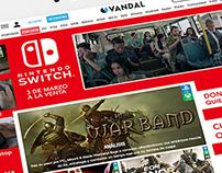 Nintendo Switch - Rich Media