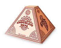 Chocolate Maya (packaging)