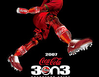 Coca-Cola 3-on-3 Soccer Competition
