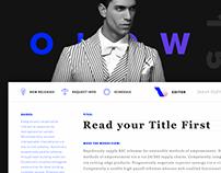 Olow Press