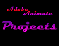 Adobe Animate Projects