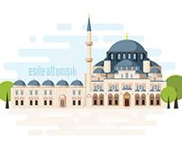 Şehzade Camii / Sehzade (Prince) Mosque