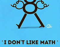 I don't like math