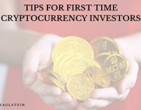 Tips for First Time Cryptocurrency Investors