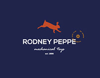 Rodney Peppe Mechanical Toys
