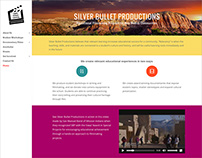 Silver Bullet Productions Website