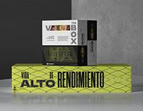 VIBRA BOX ™ FULL BRANDING