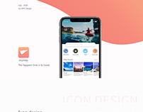 Tourism UI/UX design