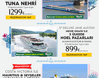 #cruise #vacation #travel #holiday #emailmarketing #adv