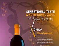 Xango Advertisement Concept