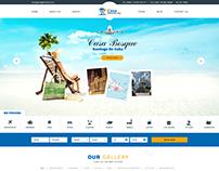 Casa Cuba Wordpress Website Design