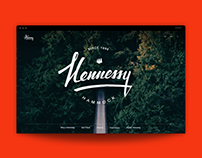 Hennessy Hammock – Brand Identity & Web Experience