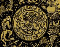 Village of Legends - Fantasy deckbuilding card game