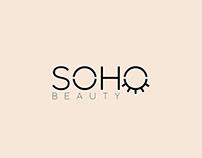 Soho Beauty Branding