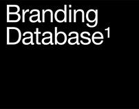 Branding Database vol.1