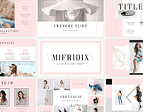 Mifridix - FREE Powerpoint Template