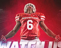 #HTownTakeover Graphics