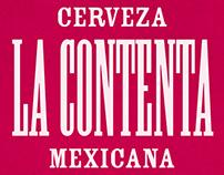 La Contenta — Mexican Beer