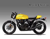ROYAL ENFIELD 650 GOODWOOD
