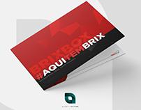 Apresentação Institucional - BrixBox