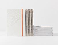 Sama Genís | Turning a publication into a piece of art.