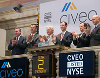Communications: Launch Day for Civeo Corporation