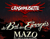 Crashmusette 2016